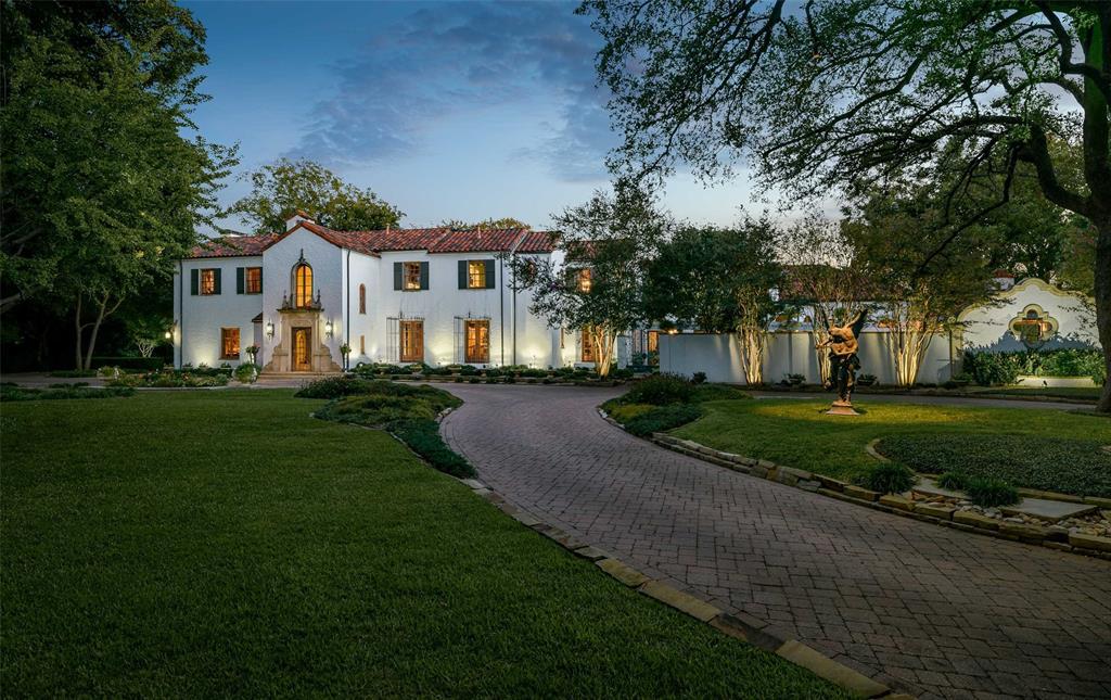 Highland Park Neighborhood Home For Sale - $15,750,000