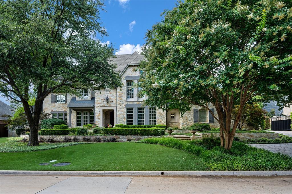 Dallas Neighborhood Home For Sale - $4,950,000