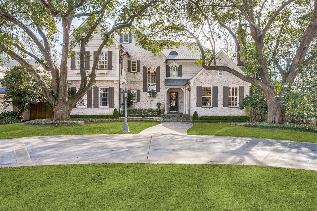 University Park Neighborhood Home For Sale - $2,695,000