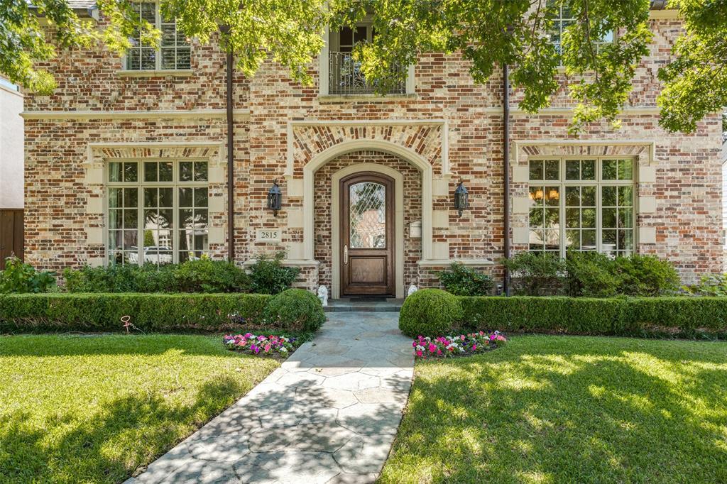 University Park Neighborhood Home For Sale - $2,300,000