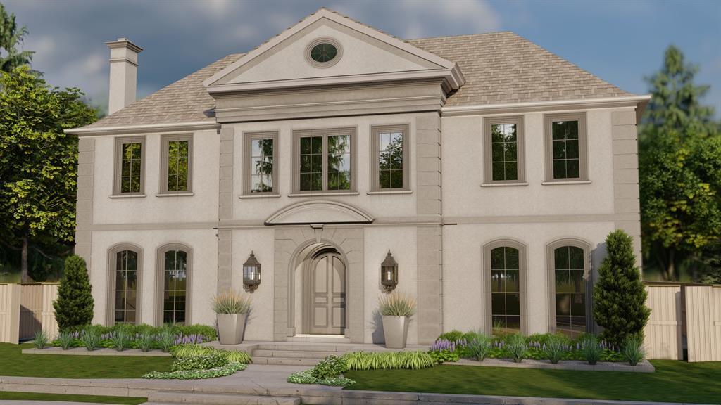 University Park Neighborhood Home For Sale - $7,250,000
