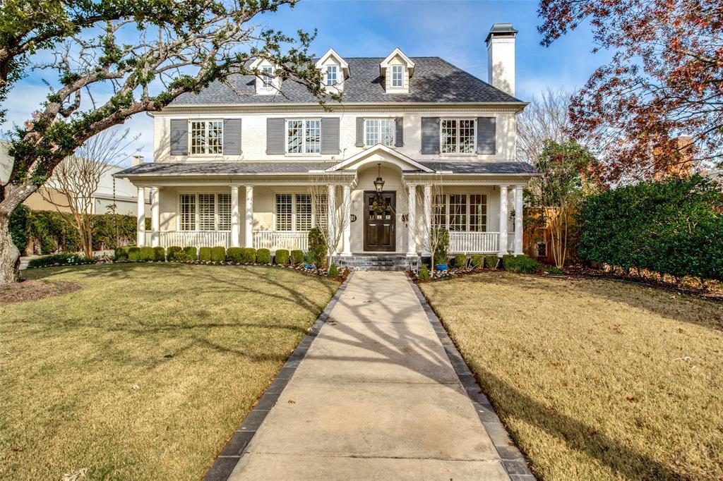 Dallas Neighborhood Home For Sale - $2,625,000